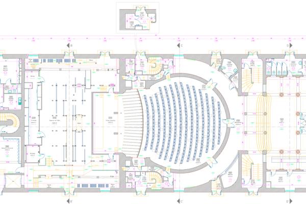 Interieur Theatre